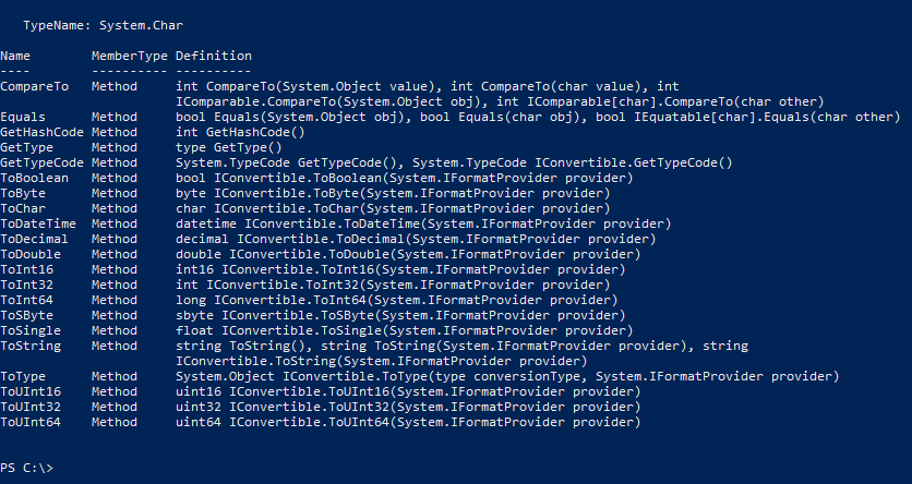 Why to use types in Powershell? – AndySvints